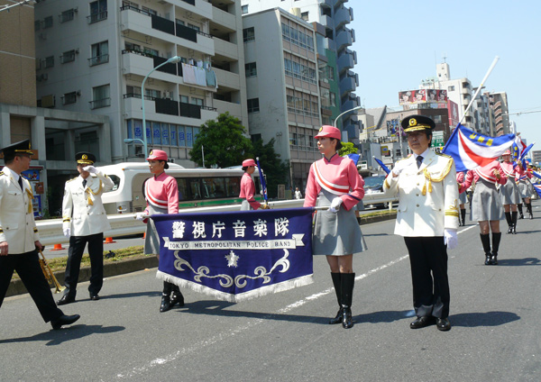 平成24年5月9日 スカイツリー完成パレード